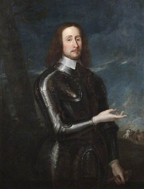 Leading 17th century Parliamentarian John Hampden is one of the Five Members annually commemorated