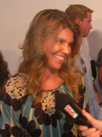 Lori Loughlin portrays Debbie Wilson.