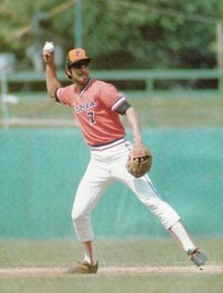 Mark Belanger (pictured) won multiple Gold Gloves at shortstop along with teammates Davey Johnson and Bobby Grich at second base.