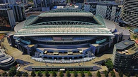 Marvel Stadium from an aerial perspective. Feb 2019.jpg