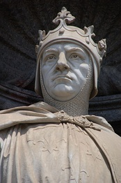 Statue of Charles of Anjou