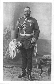Hindenburg as a major general of the General Staff in 1897