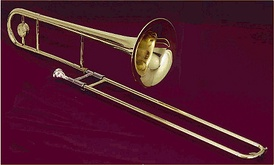 Tenor trombone in B♭