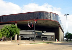 Reunion Arena was the first home for the Stars in Dallas. The arena was the Stars' home from 1993 to 2001.