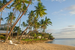 Fijian luxury resort
