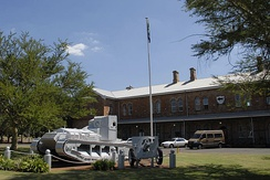 The South African Army College in Pretoria
