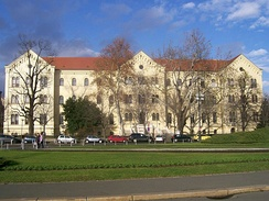 University of Zagreb is the largest Croatian university and the oldest university in the area covering Central Europe south of Vienna and all of Southeastern Europe (1669)