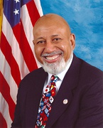 Alcee Hastings, US Congressman from Florida's 20th congressional district  (Fisk University, Howard University, Florida A&M University)