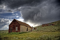 Bodie State Historical Park, California, USA
