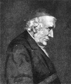Edward Bouverie Pusey, a leader of the Oxford Movement.