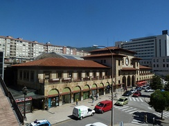 Oviedo Train Station