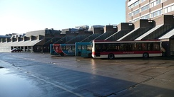 Guildford bus station