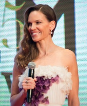 Hilary Swank, Best Actress in a Motion Picture – Drama winner