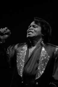 "American musician James Brown was known as the ""Godfather of Soul"", ""The Hardest Working Man in Show Business"",""Mr Dynamite"", and ""Soul Brother number one""."