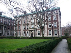 Lewisohn Hall at Columbia University, home to the School of General Studies