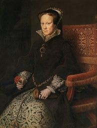 A devout Catholic, Mary I of England started the first Plantations of Ireland, which, ironically, soon came to be associated with Protestantism.