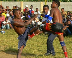 Moraingy is a traditional martial art of Madagascar.