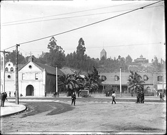 Los Angeles Plaza (c. 1905)
