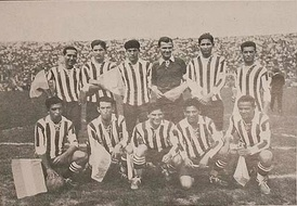 Paraguay at the 1929 South American Championship.