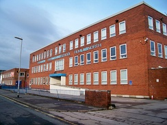 The Finishing School buildings are situated adjacent to the main studios and are used by ProVision and Film Lab North.