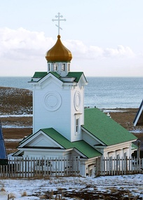 Sts. Peter and Paul Russian Orthodox Church, built in 1907