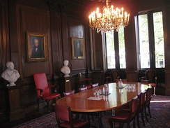 The Censors Room at The Royal College of Physicians