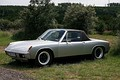 Porsche 914 shared VW mechanicals and was sold in Europe as the VW-Porsche 914.