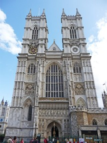 Westminster Abbey is used for the coronation of British monarchs