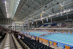 Athens Olympic Aquatic Centre