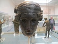 Bronze head of Dionysus (50 BC - 50 AD) in the British Museum[243]