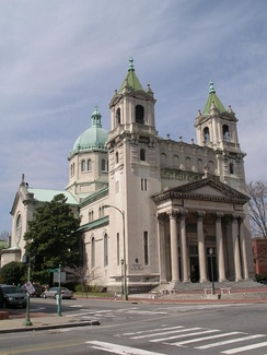 Cathedral of the Sacred Heart, Richmond