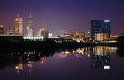 1 - Indianapolis, capital and largest city of Indiana