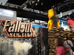New Vegas exposition at E3 2010