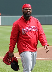 Rodney with the Los Angeles Angels of Anaheim in 2011
