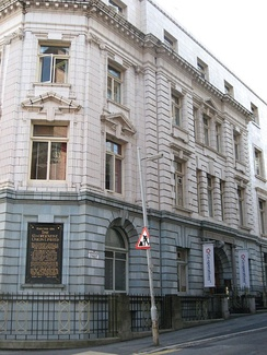 Holyoake House, head office of Co-operatives UK