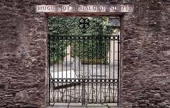 Entrance to Huguenot Cemetery, Cork in Cork, Munster