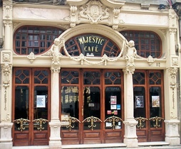Café Majestic from Porto (Portugal)