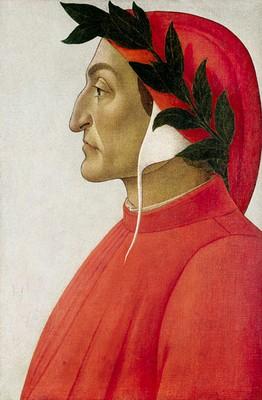 Да́нте Алигье́ри / итал. Dante Alighieri, полное имя Дуранте дельи Алигьери