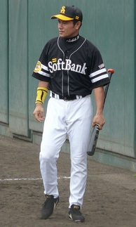 Arihito Muramatsu is one of five players to hit a natural cycle in NPB.