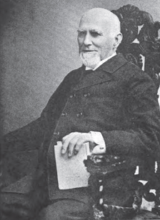 Samuel Shellbarger wrote the final version that passed and was signed into law.