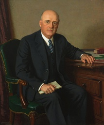 Sam Rayburn (1940–1947; 1949–1953; and 1955–1961) was the longest serving speaker
