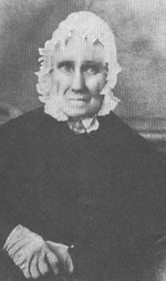 Sarah Lincoln, Lincoln's stepmother, after the death of Nancy Lincoln