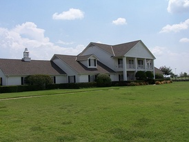 The Southfork Ranch, home of the Ewing family