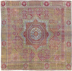 The Baillet-Latour Mamluk Carpet