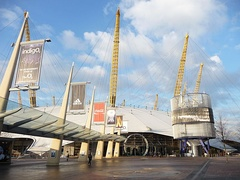The O2 Arena, entrance.jpg