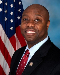 Scott's official 112th Congress portrait