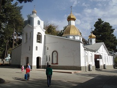 Cathedral in Dushanbe