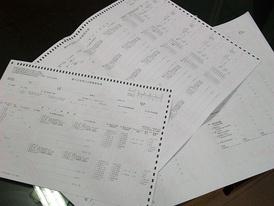 Переписные листы 6-й переписи (2010года)