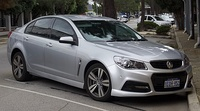 VF Commodore SV6 sedan