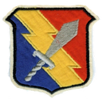 Emblem of the World War II 21st Fighter Group